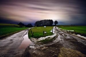 As pedras... os caminhos...